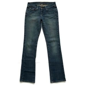 Abercrombie & Fitch Women's Jeans Erin Straight